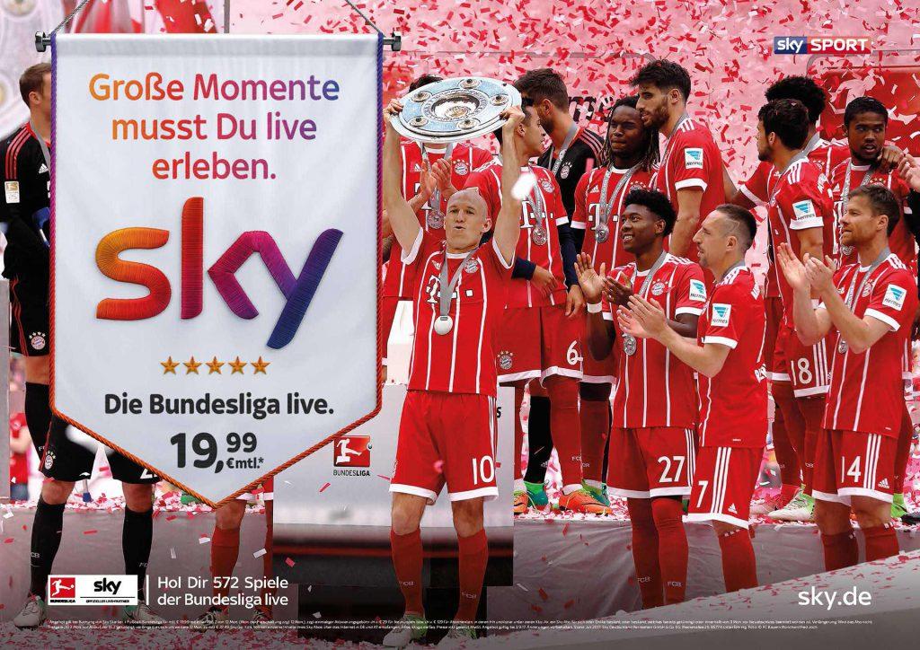 Contenbild_Sky Bundesliga
